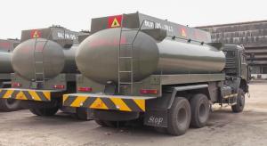 Bán Xe bồn xăng dầu KAMAZ 53228 (6x6) 18 m3