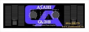 Maine công suất CA-38 ASAHI ( 52 Sò có bù áp , BH 24 tháng ) chính hãng