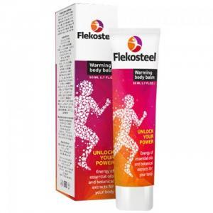 Flekosteel hỗ trợ cho người bị bệnh thoái hóa đĩa đệm, viêm và chấn thương khớp