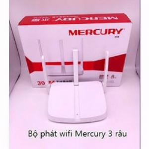 Bộ phát wifi mercury 3 râu