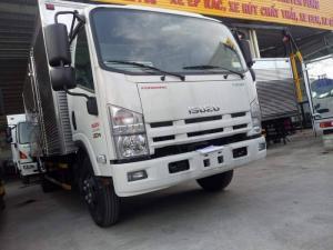 Isuzu NQR 5,5 tấn giá rẻ_ hỗ trợ trả góp 90%giá xe.