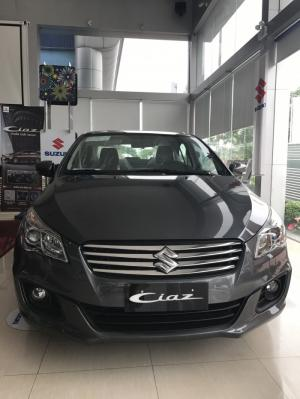 Cần bán Suzuki Ciaz xám, nhập khẩu 500tr ,