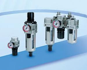 Lọc đường ống chính, Lọc tách sương, Lọc tách nước máy nén khí nén