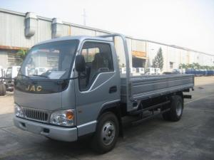 Bán xe tải jac 2.4 tấn , xe tải công nghệ isuzu mới .