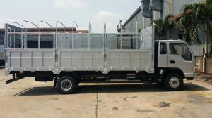 Bán xe tải jac 9.5 tấn khung mui bạt , xe tải công nghệ faw mới .
