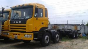 Bán xe tải Jac 33 tấn , xe tải công nghệ Isuzu mới .
