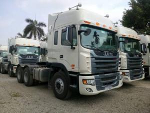 Bán xe tải jac 38 tấn , xe tải công nghệ WEICHAI mới .