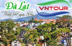 Tour Đà Lạt 3N3Đ khởi hành hàng tuần: Khám phá toàn cảnh Đà Lạt