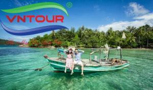 Tour Nam Du 2N2Đ khởi hành hàng tuần - Khám phá Vịnh Hạ Long trời Nam