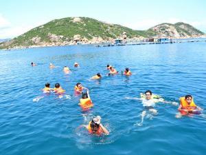 Tour Nha Trang - đảo Bình Ba 3N3Đ hàng tuần: đảo tôm hùm - BBQ hải sản