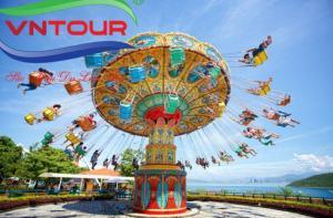 Tour Nha Trang 3N3Đ khởi hành hàng tuần: Bao VinpearlLand Buffet Hải Sản