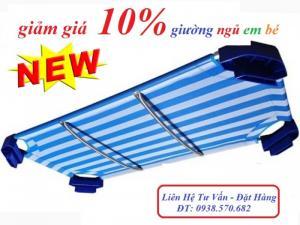 Giường mầm non giảm giá 10% giao hàng miễn phí tại Tp.HCM
