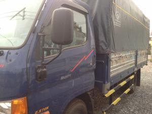 Xe tải Hyundai HD65 thùng mui bạt mới nhập...