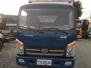 Xe tải Veam VT200 2 Tấn , xe mới 100%, thùng...