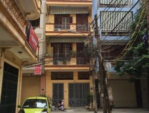Nhà MẶT PHỐ Nguyễn An Ninh 100m2 KINH DOANH...