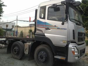 Xe tải TRUONGGIANG thích hợp gắn cẩu