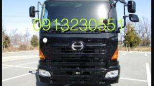 Chào bán cabin xe tải đầu kéo hino