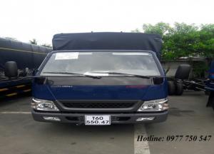 Hyundai IZ49 2,4 tấn, hỗ trợ giao xe tháng 07/2017