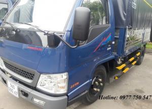 Hyundai IZ49 2,4 Tấn, Vay trả góp 50 triệu, giao xe trong tháng 07/2017