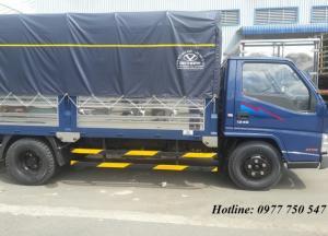 Hyundai IZ49 2,4 Tấn - Nhận Đóng Thùng Theo Yêu Cầu