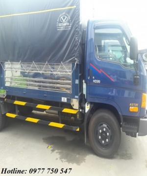 Hyundai 6,5 Tấn, Hyundai HD99, giao xe tháng 07/2017