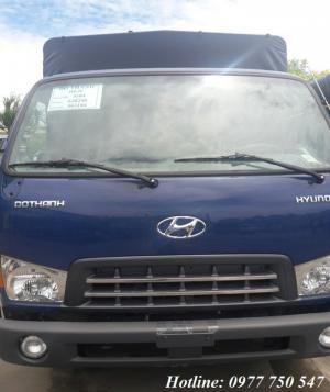 Hyundai HD99 6,5 Tấn - Hỗ trợ trả góp lãi suất thấp, giao xe trong tháng 07/2017