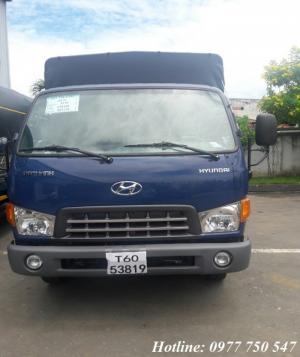 Hyundai HD99 6,5 Tấn - Hỗ trợ giao xe trong tháng 07/2017