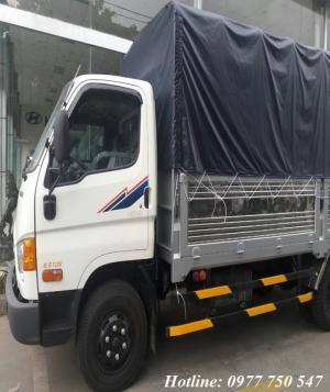 Hyundai HD99 6,5 Tấn, Thùng kín - Hỗ trợ vay trả góp 80 triệu