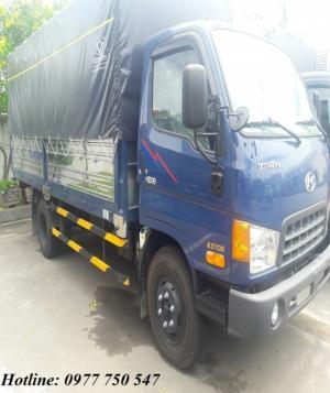 Hyundai HD99 6,5 Tấn, Thùng kín - Hỗ trợ giao xe trong tháng 07/2017