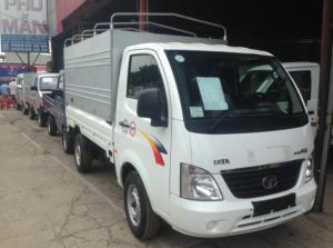 Bán xe tải Tata 1 tấn 2 nhập khấu Ân Độ đời 2017 mới 100% trả góp