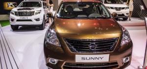 Bán Nissan Sunny, màu cam, 2017, giá hấp dẫn