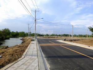 Bán lô đất 100 m2 View sông tại KDC sinh thái...