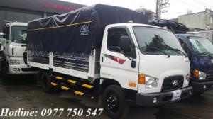 Hyundai HD65 2,5 Tấn, Giao xe tháng 07/2017
