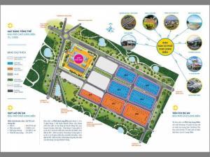 bảng chi tiết quy hoạch khu dự án