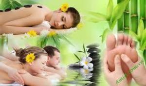 Massage foot kết hợp ngâm chân thải độc tố 60 phút