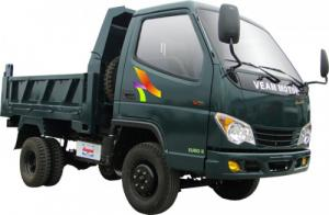Bán xe ô tô veam star 750 kg thùng kín tại tphcm