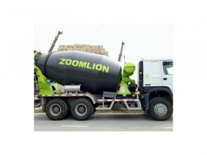 Bán xe trộn zoomlion-howo 10m3