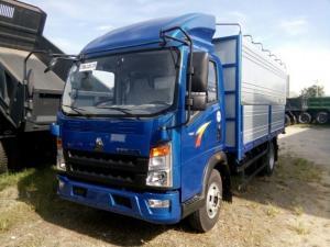 Xe tải  6 tấn Cửu Long TMT Đà Nẵng