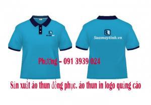 Áo thun, xưởng may áo thun, may áo thun giá rẽ tại tphcm