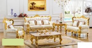Sofa cổ điển - ghế sofa tân cổ điển tphcm