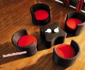 Cần thanh lý gấp 200 bộ bàn ghế dùng cho quán cafe với giá cực rẻ