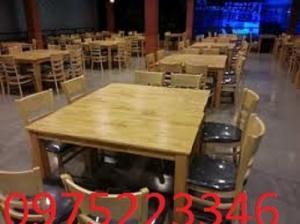 Ghế gỗ cafe giá rẻ nhất..