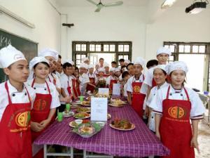 Lớp dạy nấu ăn tại Hà Nội chia sẻ bí quyết nấu ăn ngon