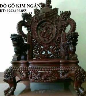 Bộ ghế rồng đỉnh hàng víp