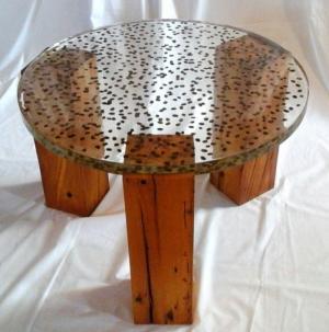 Nhựa Acrylic  Resin Trong suốt đổ mặt bàn ghế, vẽ 3D