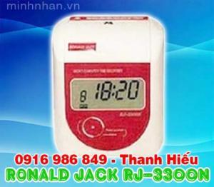 máy chấm công Ronald jack RJ2200N,RJ2200A...