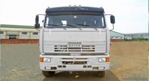 Xe tải thùng kamaz 24 tấn