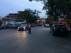 Bán đất khách sạn 2 mặt tiền dt 432m2 trung tâm Bãi Cháy