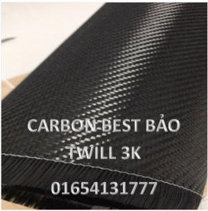 vải carbon, keo epoxy