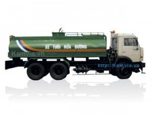 Xe bồn tưới nước và chữa cháy
